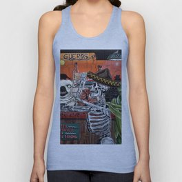 Cryptic Vengeance Unisex Tank Top