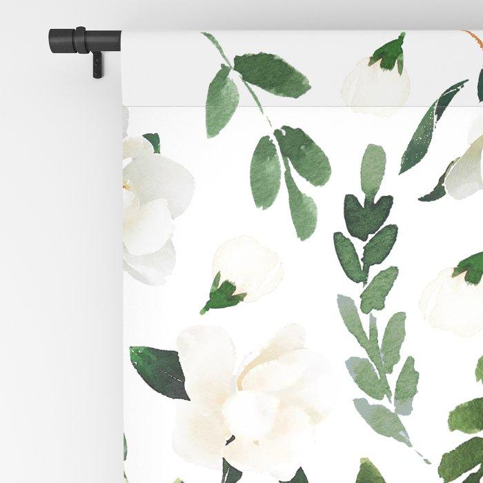 Magnolia Tree Blackout Curtain