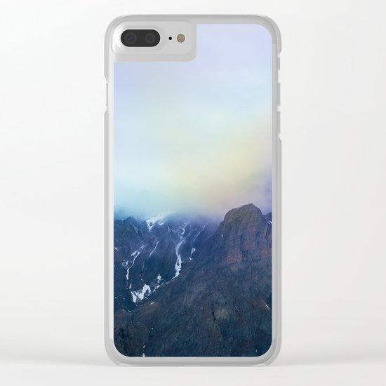 Switzerland Clear iPhone Case