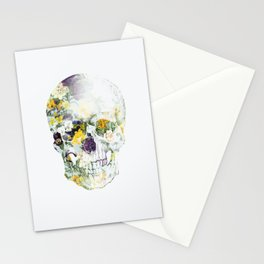 Skull Bouquet B Stationery Cards