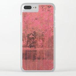 Brooklin Pub Clear iPhone Case