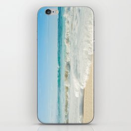 Aloha Kapukaulua Beach iPhone Skin