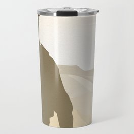 Vector Uncharted Travel Mug