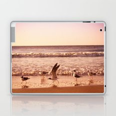 Cross the Ocean Laptop & iPad Skin