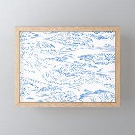 MicroWave Goodbye Framed Mini Art Print
