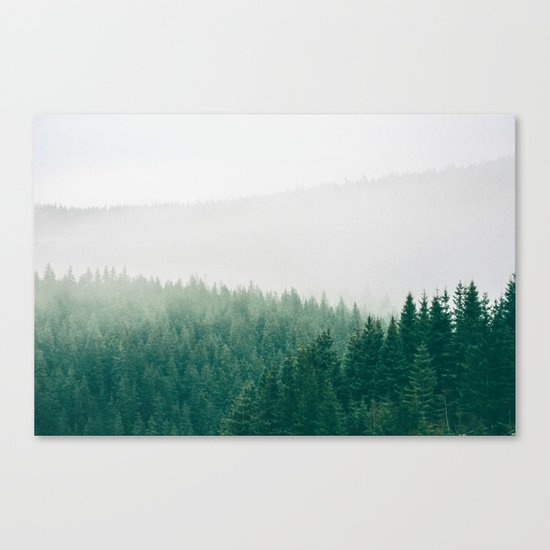 The Highlands Canvas Print