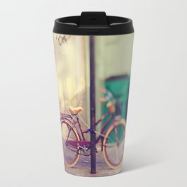 New Orleans Bicycle Travel Mug