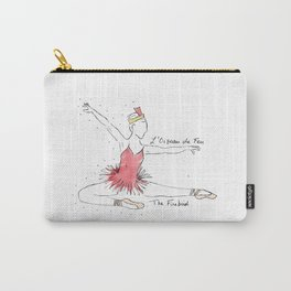 Firebird Ballerina Carry-All Pouch
