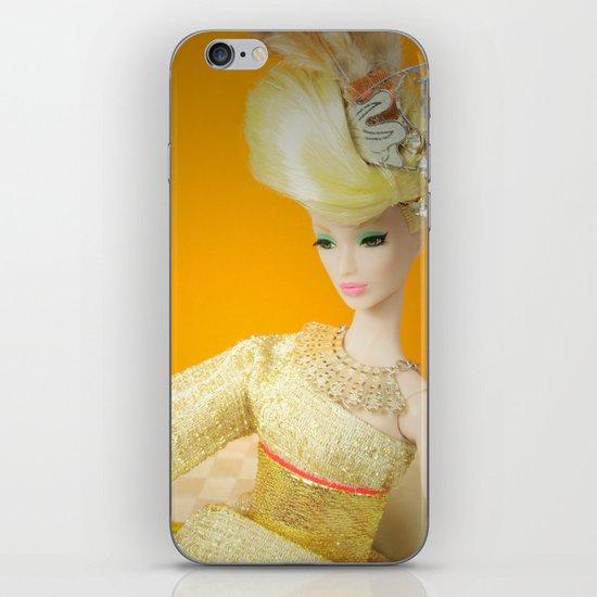 Liquid Lurex iPhone & iPod Skin