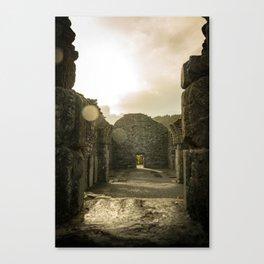 Glendalough Glow Canvas Print