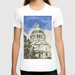 Saint Paul's Cathedral London T-shirt