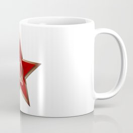 Soviet Badge Insigni Coffee Mug