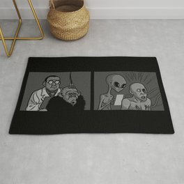 Science Experiments Rug