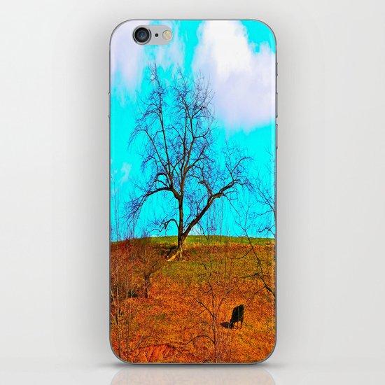 One Black Cow iPhone & iPod Skin