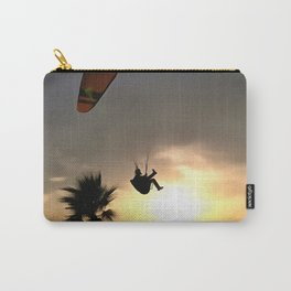 Dropzone At Dusk Carry-All Pouch