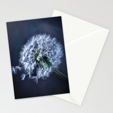 Dandelion Blues Stationery Cards