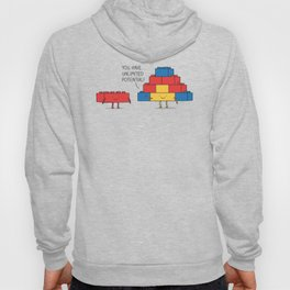 positive blocks... Hoody