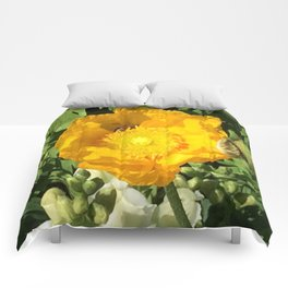 Poppy Bee Comforters