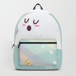 Unicorn whale Backpack