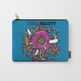 Donut Beauty Carry-All Pouch