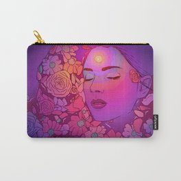 Floral Bath 2 | 2018 Carry-All Pouch