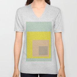 Color Ensemble No. 1 Unisex V-Neck