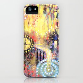 A Healer's Song iPhone Case