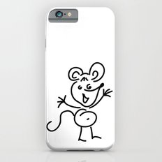Funny Little Mouse Slim Case iPhone 6s