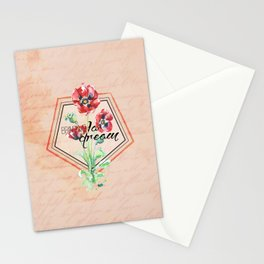 Bring me a Dream Stationery Cards
