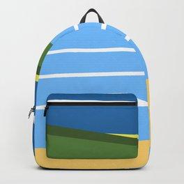 Minimalist Beach - The Bay Backpack