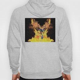 Flames of Life Hoody