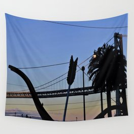 Sunset Arrow Wall Tapestry