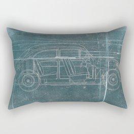 Fusca Rectangular Pillow