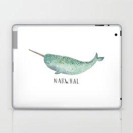 Cute Narwhal Laptop & iPad Skin