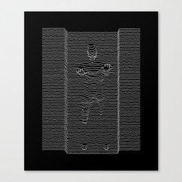 Joy Division: Going Solo Canvas Print