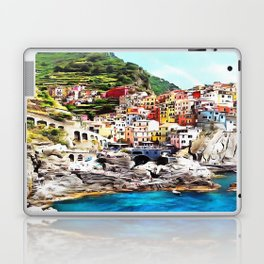 Manarola Laptop & iPad Skin