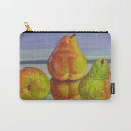Pear Reflection Carry-All Pouch