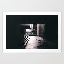 Barbican 3 Art Print