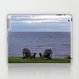 Seating by the Sea Laptop & iPad Skin