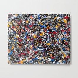 Exhilaration #3 (Landscape) Metal Print
