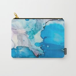 Drops of Blue Carry-All Pouch
