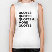 quotes Biker Tanks featuring Quotes & More Quotes by Prince Arora