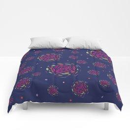 Van Gogh Pattern01 Comforters