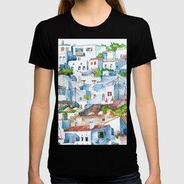 Panorama of Lindos T-shirt