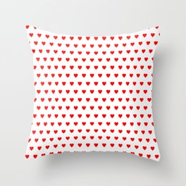 Pure Heart Throw Pillow