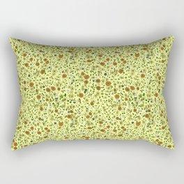 For the Love of Tea Rectangular Pillow