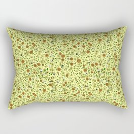 For the Love of Tea Rectangular Pillow
