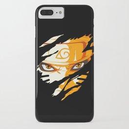 Naruto Sage Mode iPhone Case