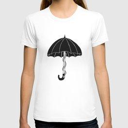 Secret parasol T-shirt