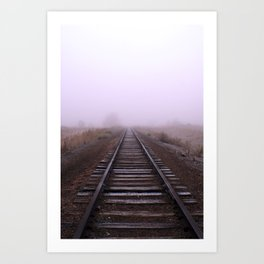 Into The Ether Art Print
